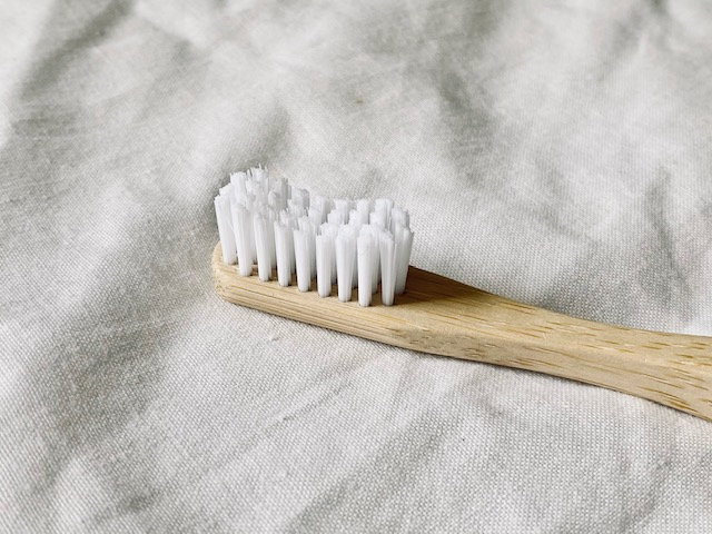 Cepillos de dientes redondo bamboo