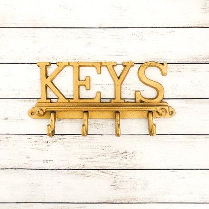 Perchero llaves