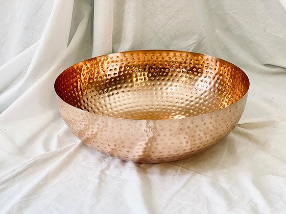 Bowl fuente XL cobre
