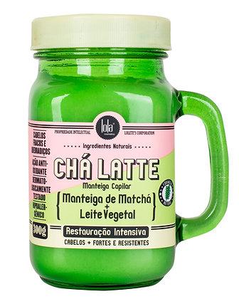 Cha Latte Matcha + Leche Vegetal 300g