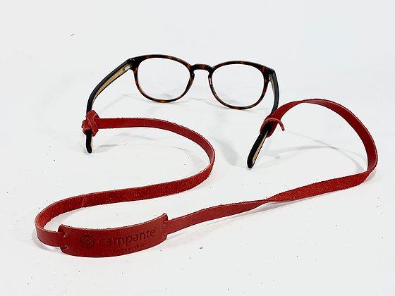 Strap anteojos rojo
