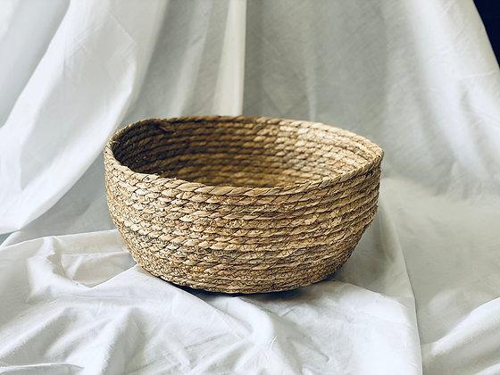 Fuente fibra baja 34x15 cm