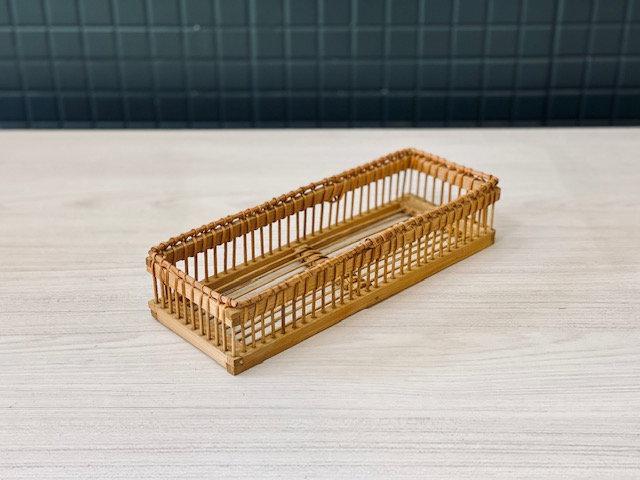 Bandeja rectangular alargada 26 cm