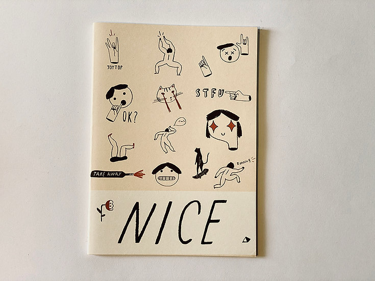 Libreta Icons Nice