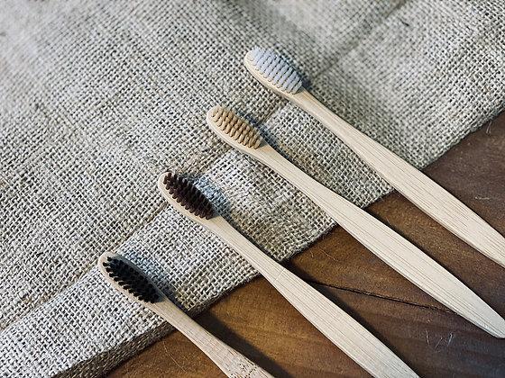Cepillos de dientes bamboo