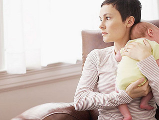 From Postpartum Depression to Spiritual Progression