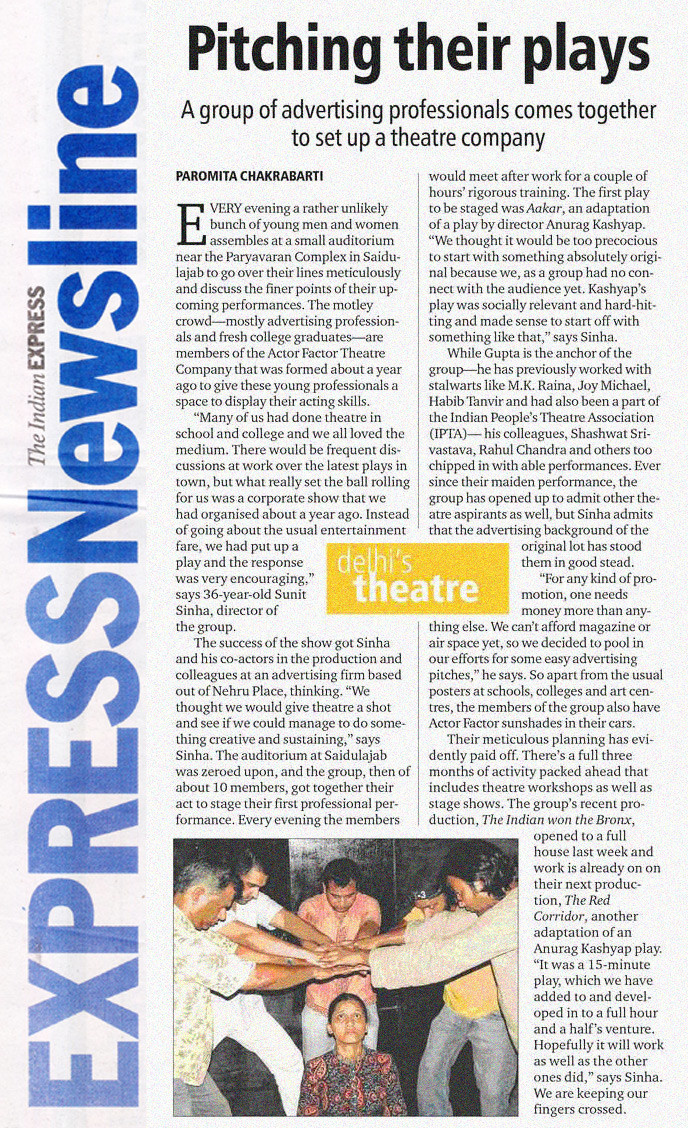 Group Press Review