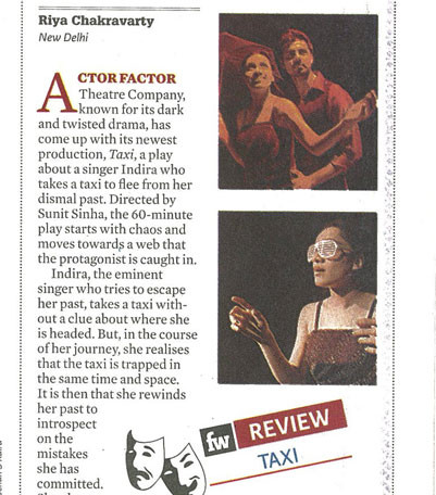 Press Review - Taxi
