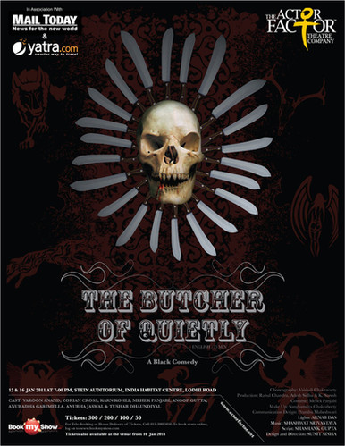The Butcher Of Quietly By Actor Factor