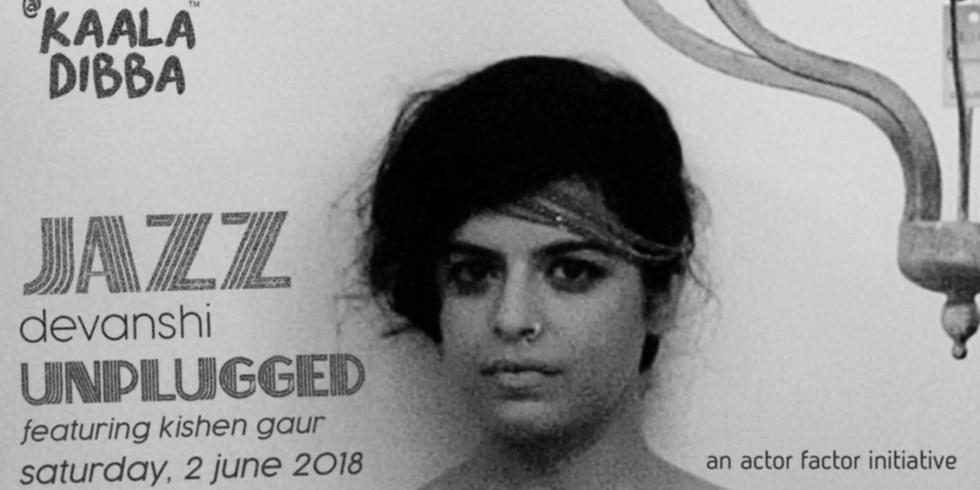 Intimate Jazz Performance - Devanshi Arora & Kishen Gaur