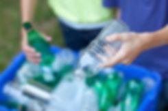 gjenvinning flasker