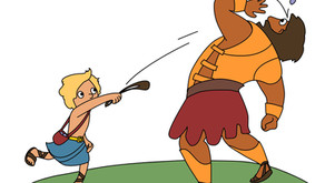 David & Goliath - how small software companies can beat big competitors