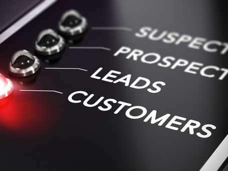 Prospecting best practice for selling unbudgeted solutions
