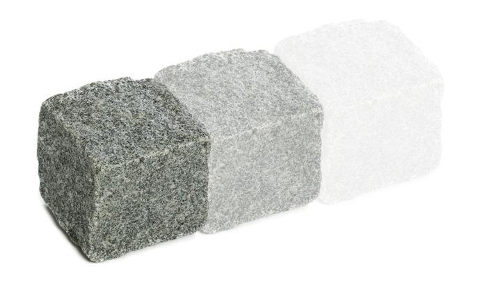 อะไรคือพื้นหินคอบเบิล (cobblestones)?  ทำไมถึงมีราคาสูงกว่าพื้นภายนอกชนิดอื่นๆ?