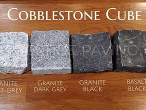 หินลูกเต๋า (cobblestone) มีหินชนิดไหนบ้าง ?