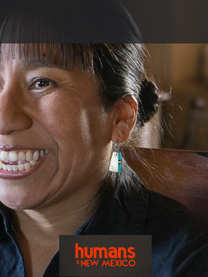 Phoebe Suina - Humans of New Mexico