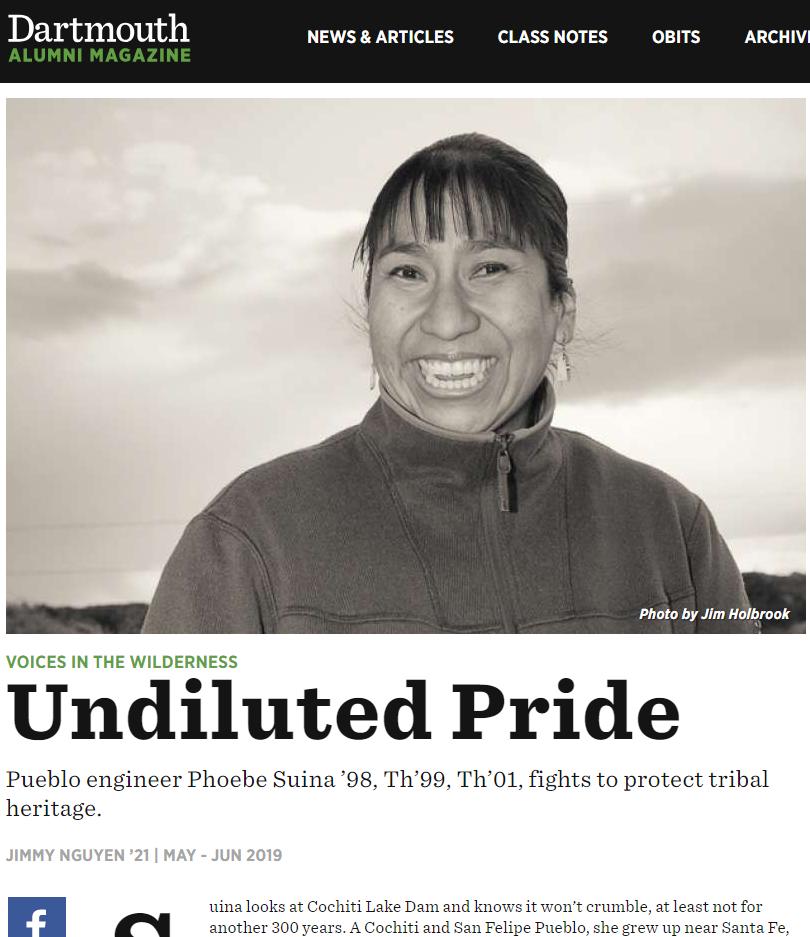 Dartmouth Alumni Magazine - Undiluted Pride