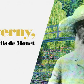 Monet in Giverny -  TV documentary
