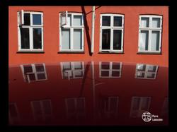 Reflets - Mur de Ronne