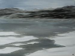 Départ des glaces à Kamouraska