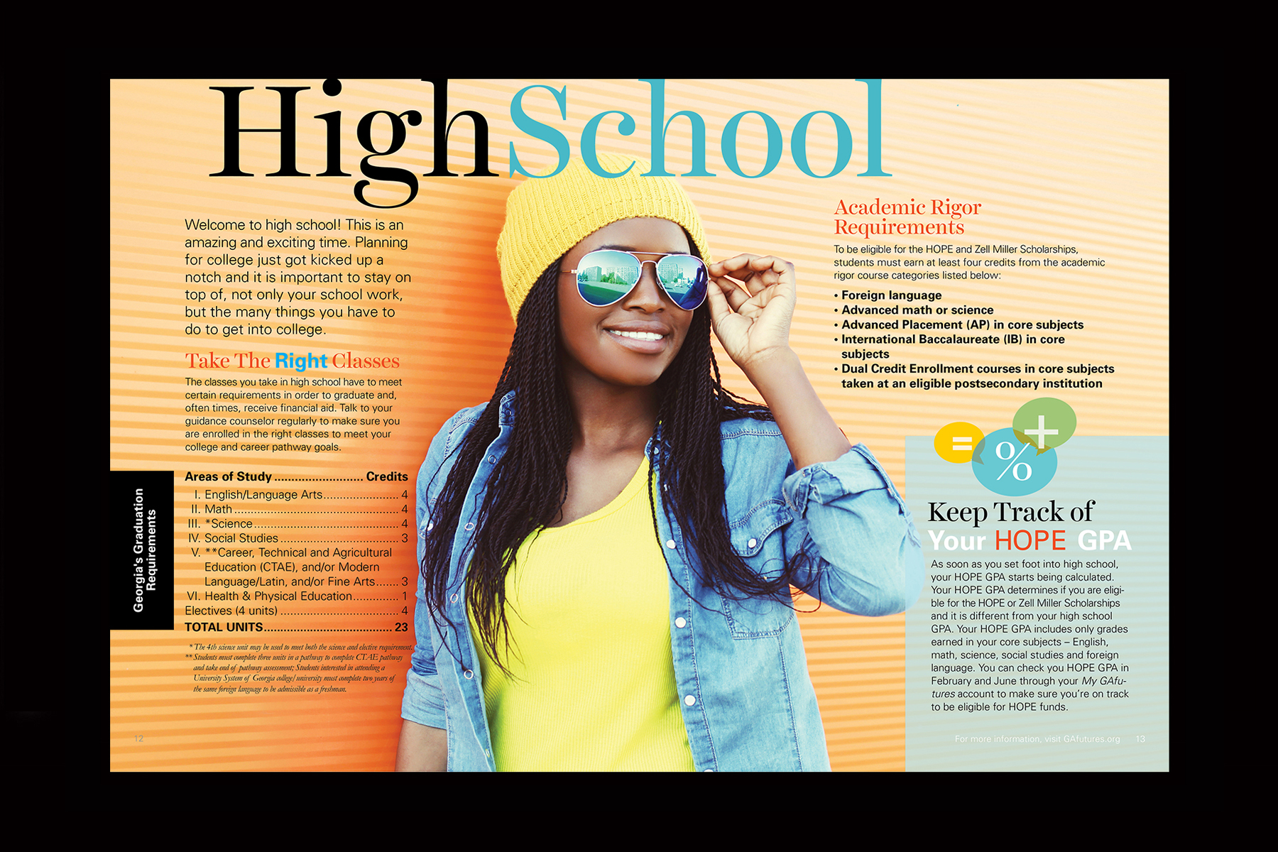 Student College Prep Publication