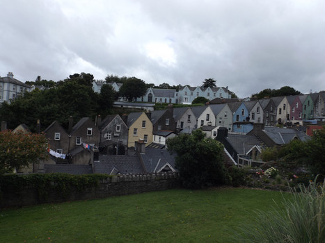 Houses in Dingle