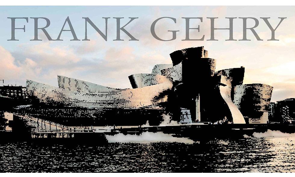 Commemorative Prints: Frank Gehry - Guggenheim Museum Bilbao