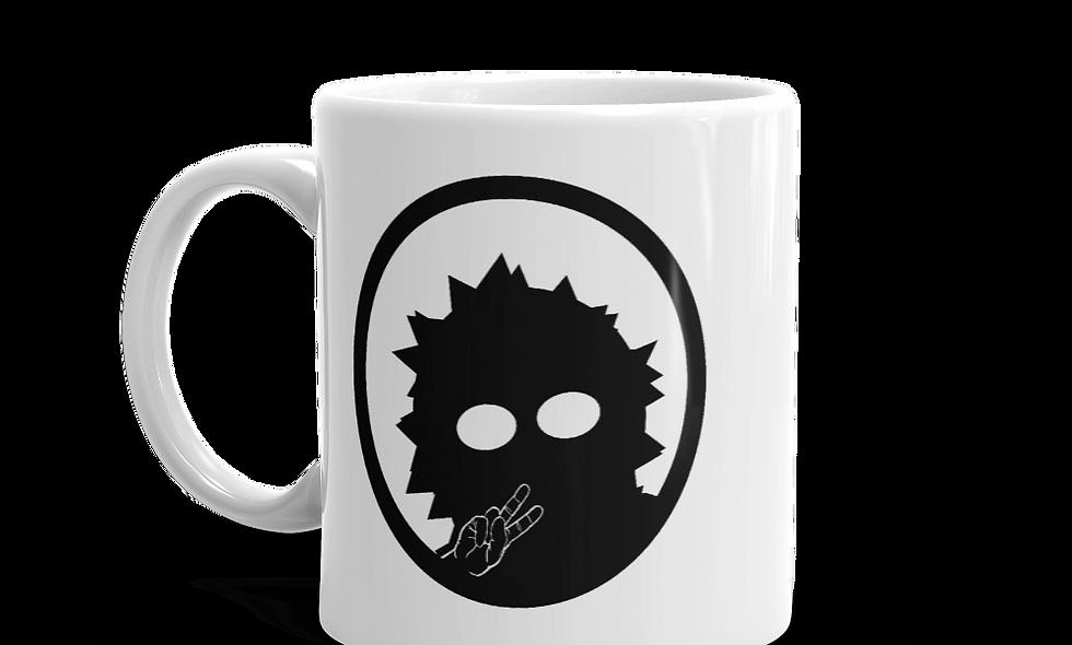 Missing Link Artistry mug -- Logo (Right handed)