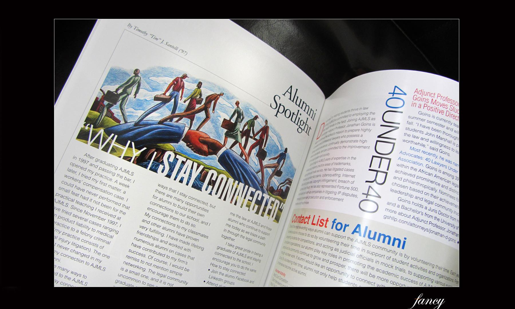 Law College Alumni Magazine