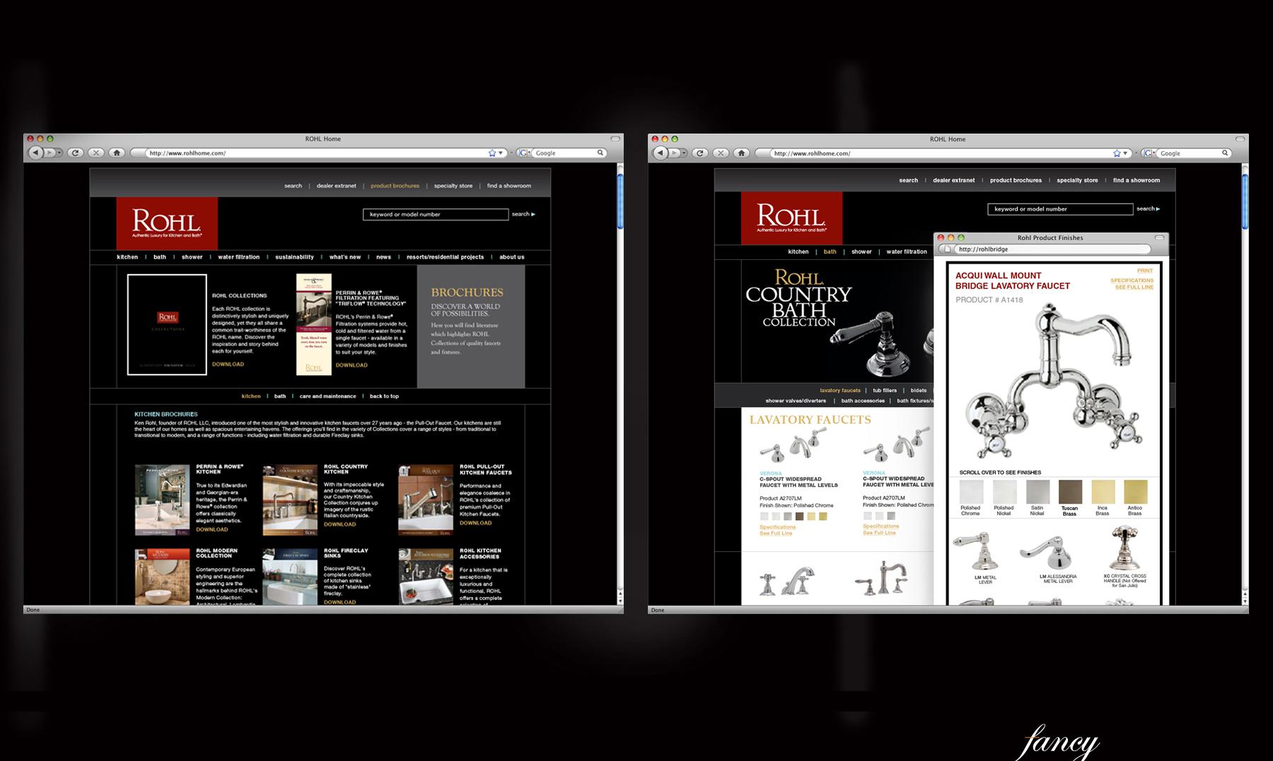 Luxury Hits The Web