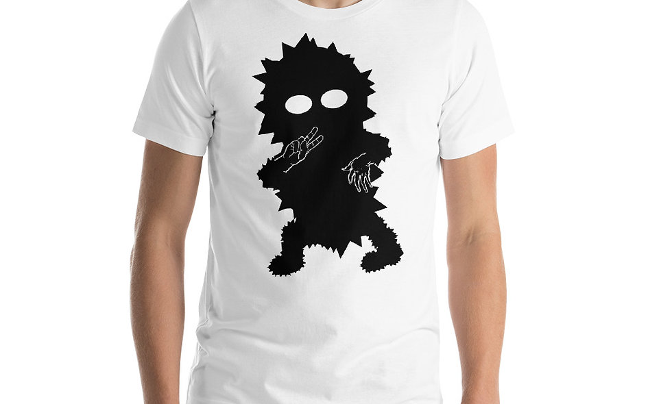 Missing Link Artistry T-shirt -- Jim the Sasquatch (Unisex Premium)