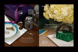 Luxury Jeweler Custom Magazine