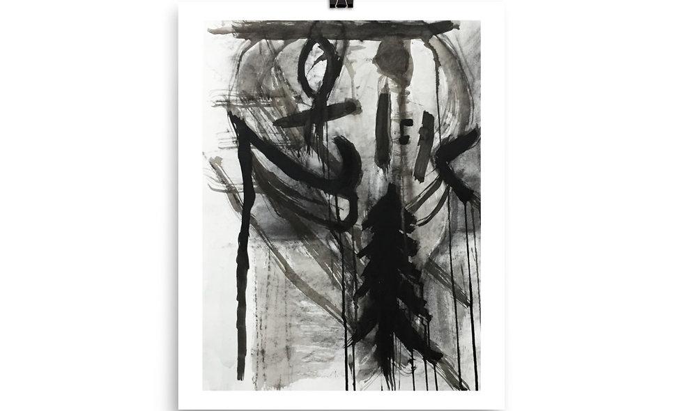 """Mortality"" print"