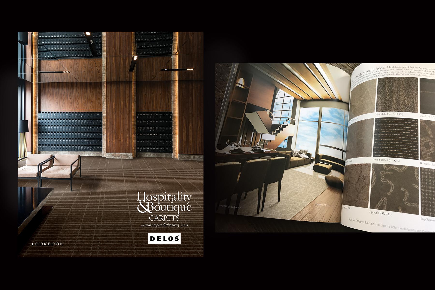Luxury Custom Carpet Catalog