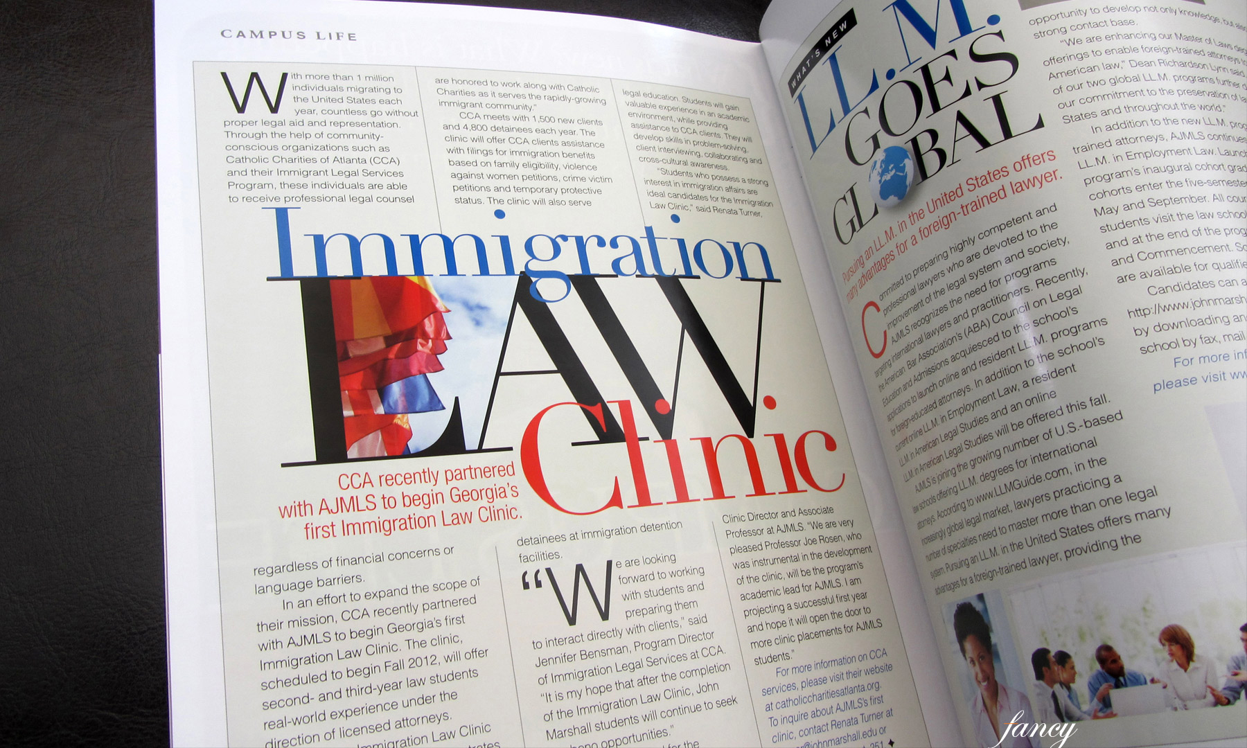 Law College Alumni Magazine