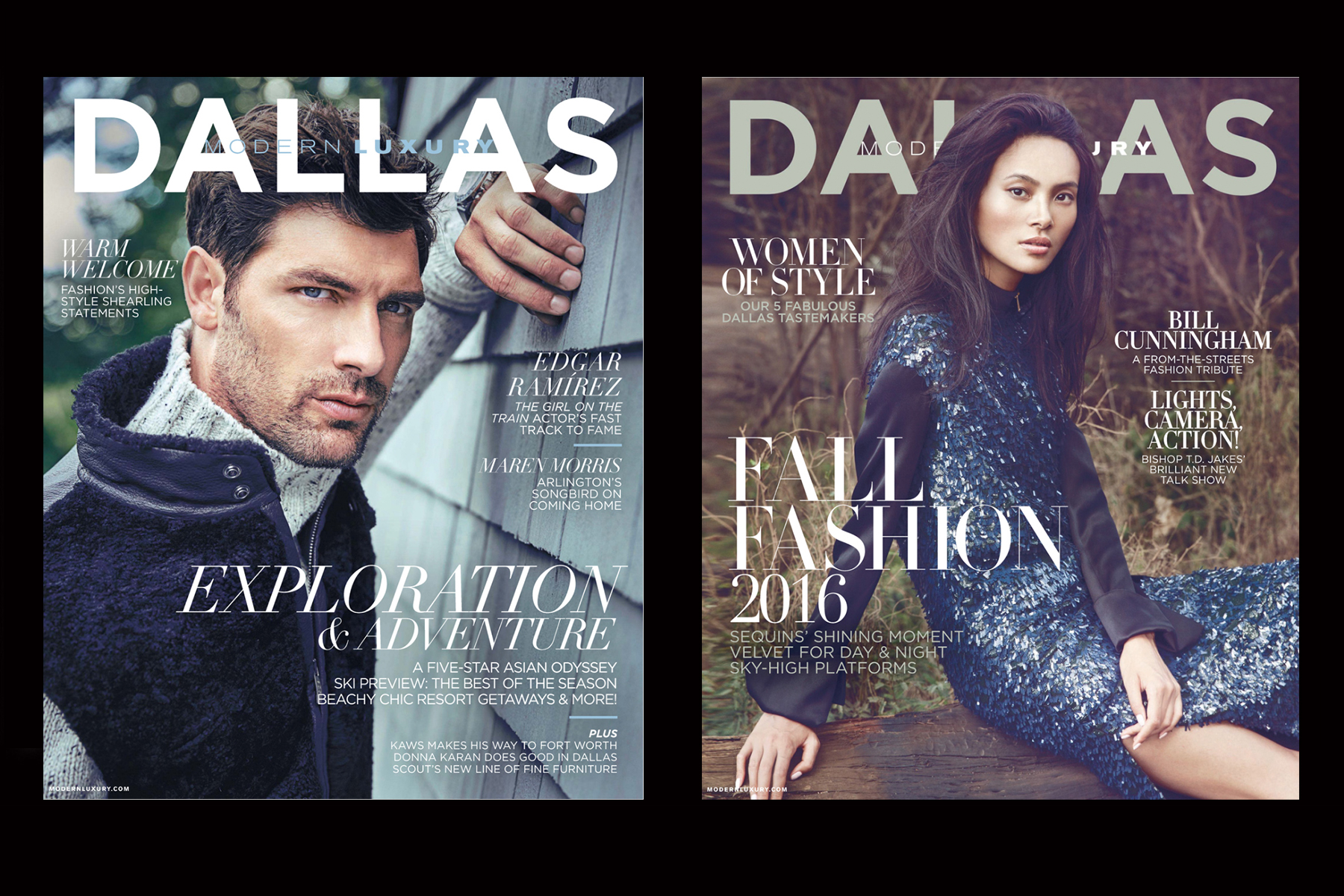 Luxury Dallas Magazine