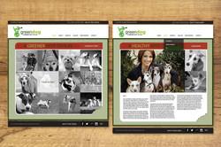 Web Design For Dog Lovers