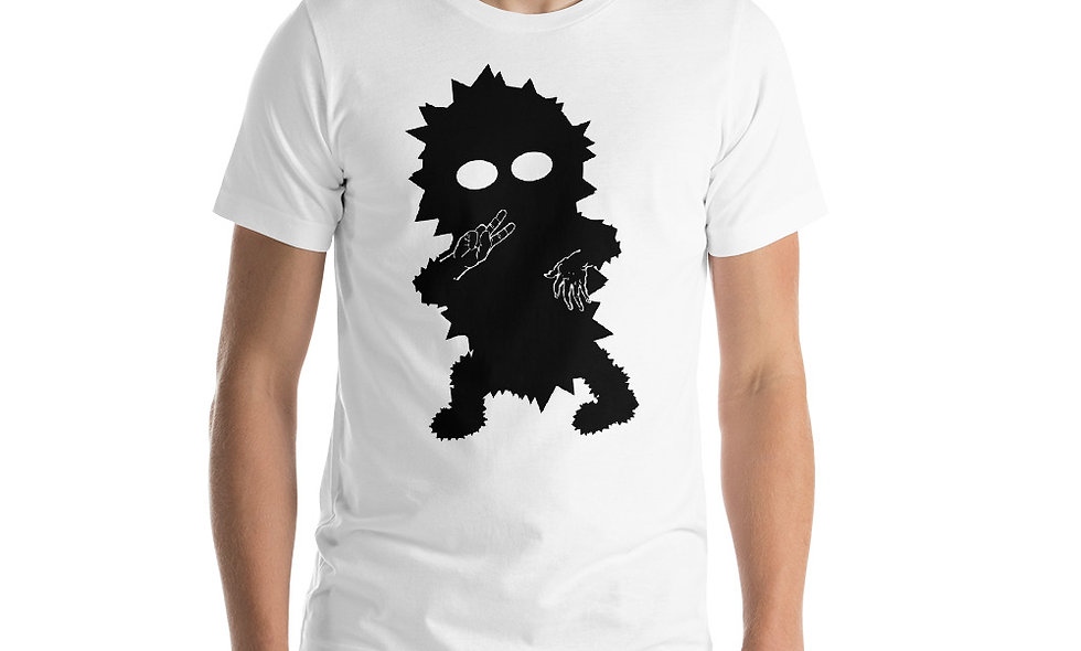 Missing Link Artistry T-shirt -- Jim the Sasquatch (Unisex)