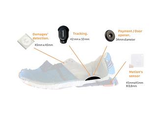 C4D Circular Smart Shoe