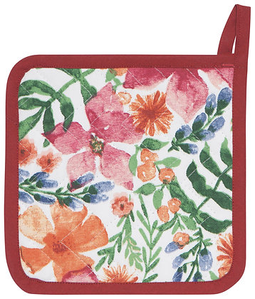 Potholder Botanical