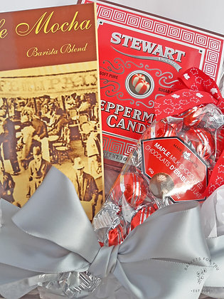 Vintage Gourmet gift box