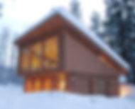 Дом Из СИП панелей хай-тек