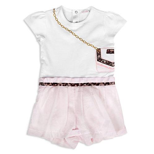 Little Lady Babysuit - 3434BBG2802