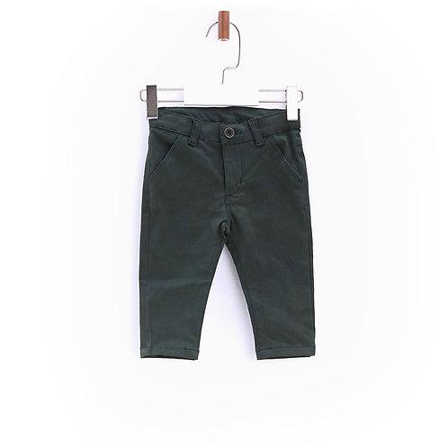 Smart Green Trousers-17FW0BG1213