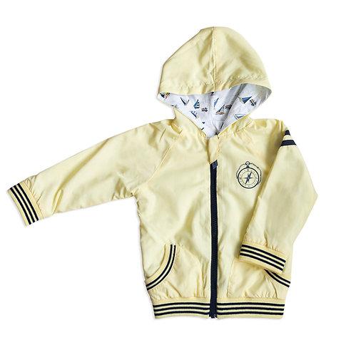 Reversible Baby Boy Jacket - 3434BBG1405