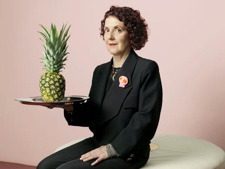 La diseñadora que creó un cuero con hojas de ananá