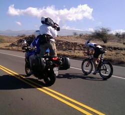 Hawaii Ironman Champion