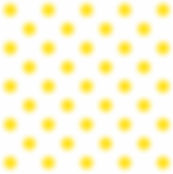yellow-polka-dot-pattern-vector-7808980