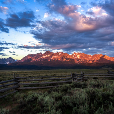 Sunrise over the Sawtooth Mountains-1.jpg
