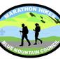 Marathon Hiker Patch